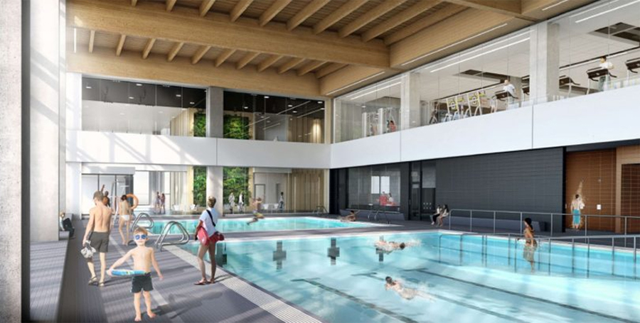 LEED Certification Management for Three YMCA Community Centres